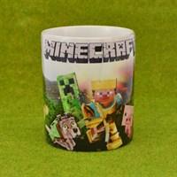 Кружка Minecraft тип 2