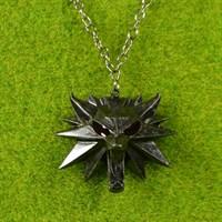Медальон Ведьмака Deluxe