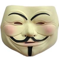 Маска Гая Фокса Анонимус Вендетта из латекса