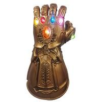 Перчатка Таноса со светом deluxe