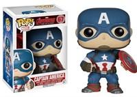 POP фигурка Капитан Америка