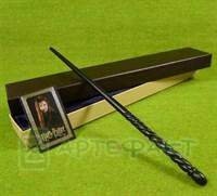 Волшебная палочка Джинни Уизли с металлическим стержнем