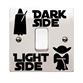 Наклейка cтикер Star Wars - фото 8255